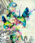 Hummingbird Remix by wisseh