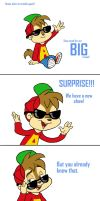 Alvin the Troll by BoredStupid100