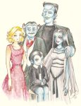 2008 :: The Munsters by PinkAppleJam