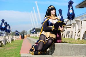 Tharja Cosplay 3 by NarutoLover6219