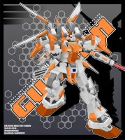 Mobile Suit Gundam by pzUH
