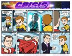 Ensign Cubed Crisis of Infinite Sues 19 by kevinbolk