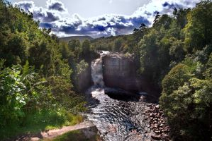 High Force HDR by svendo