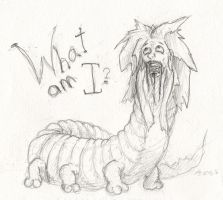 Daily Sketch 2: WHAT AM I? by The-BenT-One