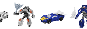 Downshift and Tracks Digibash by Air-Hammer