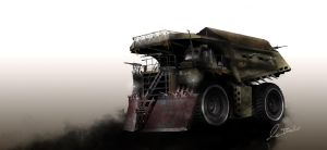 B666 Rollin Fortress by Green-Hirsch