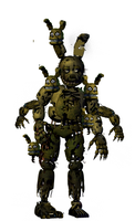 Nightmare Springtrap by Trapspring