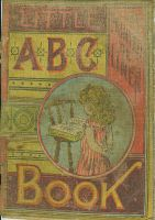 antique cloth ABC book_pg_1 by Techture