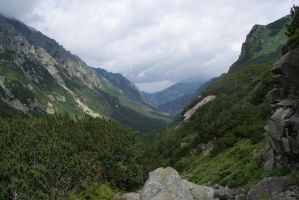 Mountain Stock 1 by AsiaAndEric-Stock