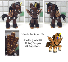 Custom Hindria by chili19