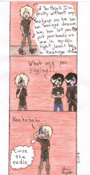 What Are You Singing Brendon? by Firefly1713