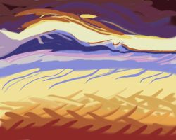 Dessert in abstract by artemis1986