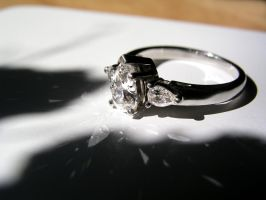Engagment Ring by TheLivingFrame