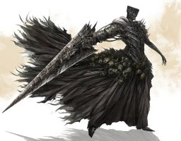The Wraith Knight by Eyardt