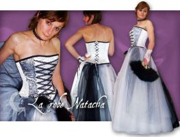 Natatcha's dress by michaeljack