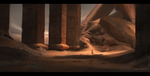 Ancient Temple by pulsid111