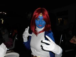 me as mystique by angelica130201