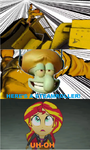 Road Roller Da!(Squidward Tentacles). by brandonale
