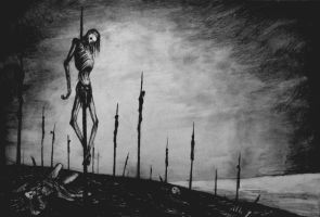 Field of Impaled by CadenReid