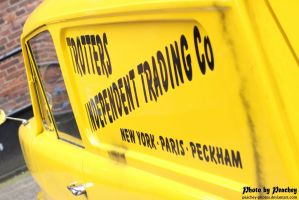 Trotters Van at Movie Buffs by Peachey-Photos