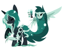 Blue lagoon Owltail Adoptable CLOSED by Vania-k