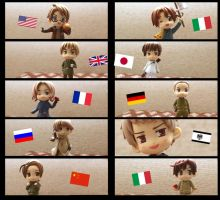 hetalia:figure by azuooooo
