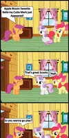 Blank Flanks Only by bronybyexception
