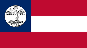 1861 Proposed Tennessee Flag by Alternateflags