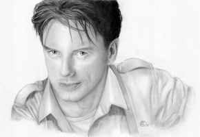 John Barrowman by ktalbot
