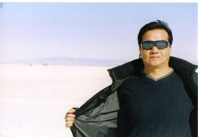 White Sands, NM by lxraito69