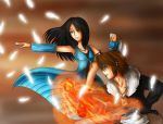 FF8:Sacred Wings by Kiome-Yasha