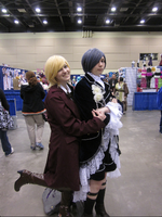 Black Butler: Alois+Ciel by Xilent-Strawberry