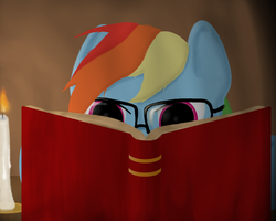 Reading Rainbow by Max-F1