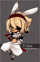 GaiaOnline - Lil Thief by Sayael
