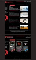 Brainstorm website by michaelblackpl