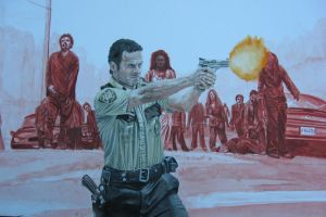 Walking Dead by CBailey52