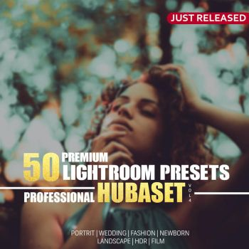 50 Premium Hubaset Lightroom Presets 2017  Vol.4 by hubafilter