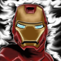iron man by scayne