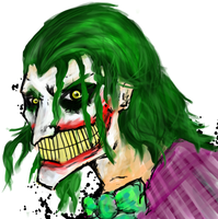 Joker: ClownPrince of Crime by BonnyJohn
