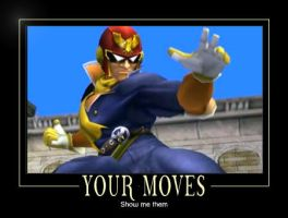Captain Falcon by iBeyondBirthday