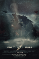 Pacific Rim | Theatrical Poster by Squiddytron