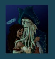 Davy Jones, Calypso: Mine by Crispy-Gypsy