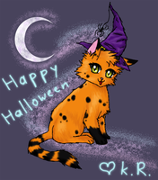 Halloween 2010 by KalineReine