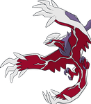 Shiny Yveltal Dream World (Upgraded) by Yveltal666
