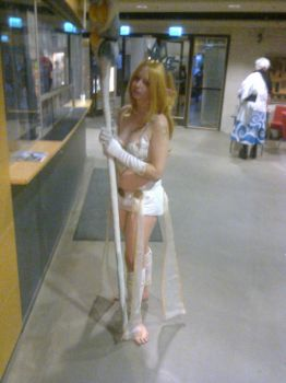 Desucon 2014 - Janna Cosplay by FinnishLegend