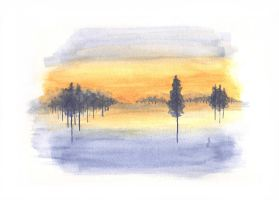 Watercolour 07 by Itherin