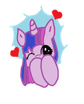 My new icon for DA by FillyTwilightSparkle