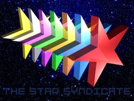 Star Syndicate Wallpaper by somn