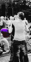 Purple Balloon by TeapotMysteries