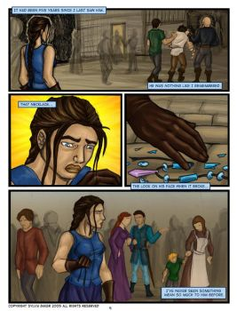 Ravenwood page 9 by SilverKitty000
